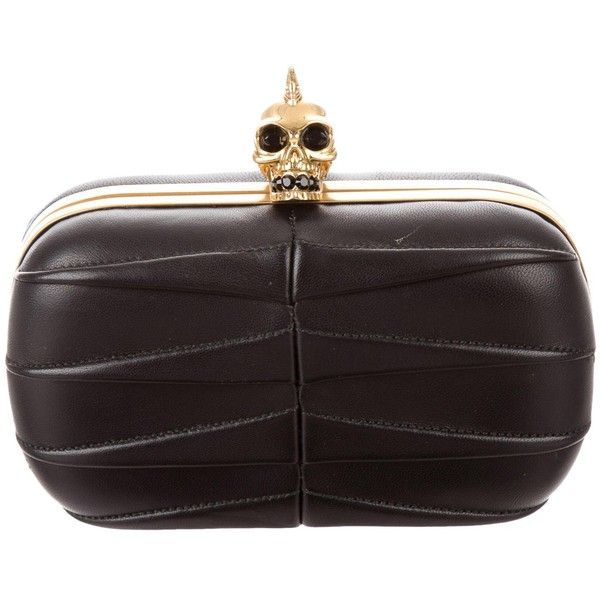 McQ by Alexander McQueen Pre-owned - Leather clutch bag evKUiXgIe3