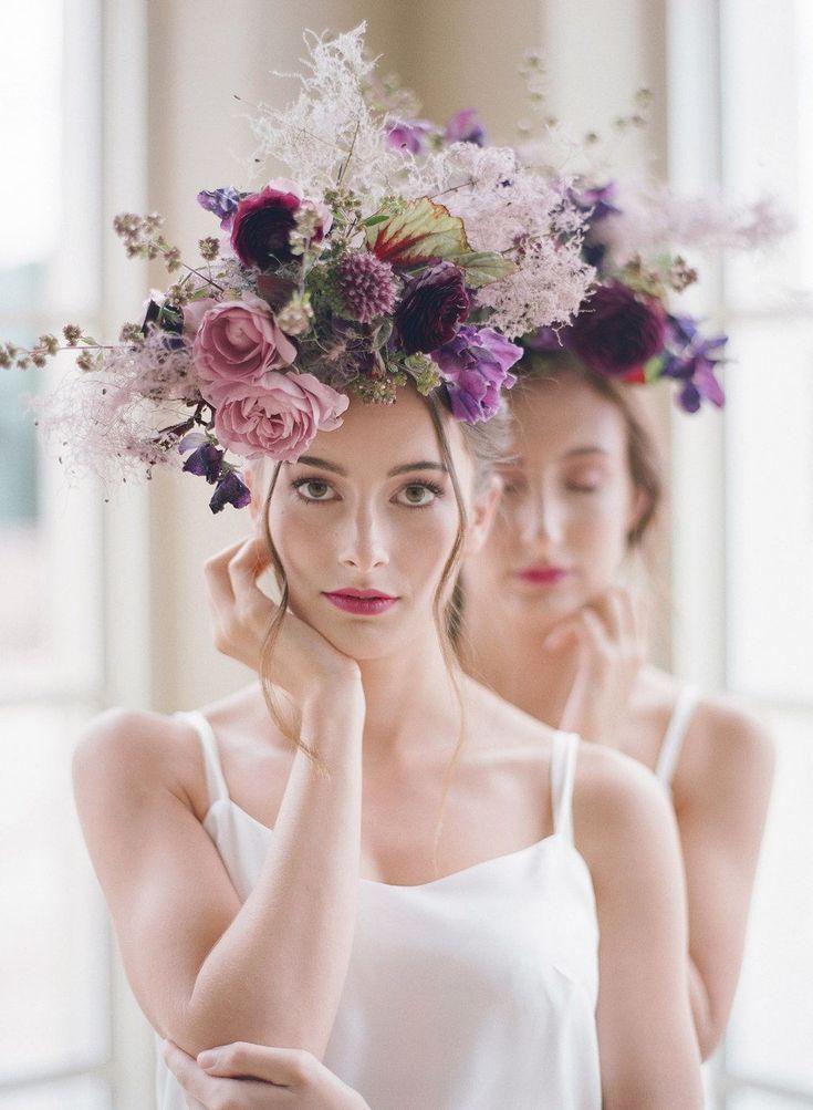 Feminine French Bridal Fashion Shoot ⋆ Ruffled