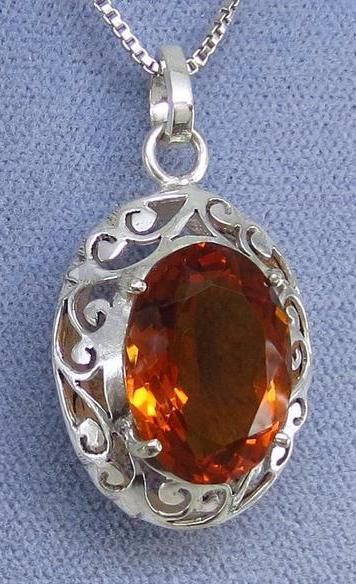 Red Ruby Gemstone Pendant Connectors Natural Stone Pendant DIY Jewelry For Her