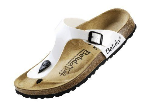 3f3da52ce87ba Betula by Birkenstock Rose Unisex Birko-Flor Sandals Narrow Betula.  45.00.  Brand with the Tradition of Birkenstock since 1774. Perfect fit in two  widths ...