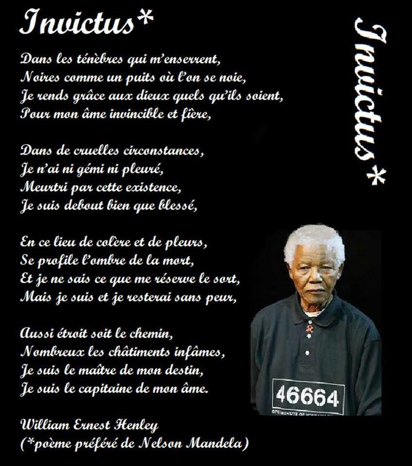 Nelson Mandela Citation Nelson Mandela Citation Et