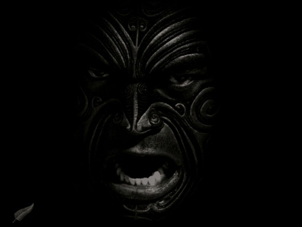 all blacks haka face - photo #32
