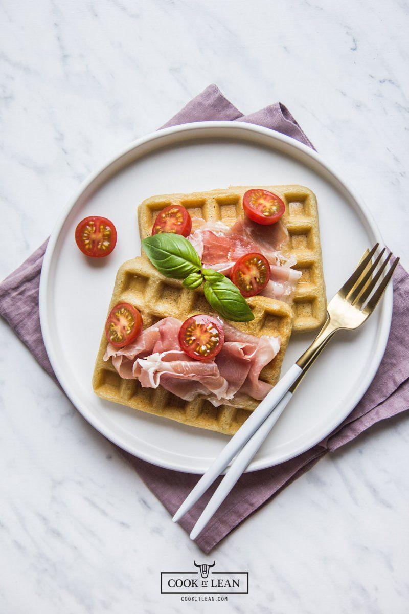 Wytrawne Gofry Ryzowe Sniadanie Obiad Glutenfree Cookbook