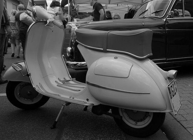 Vespa GS 3/150 D (2) | Flickr - Fotosharing!