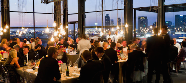 The 10 Coolest Rooftop Wedding Venues In World