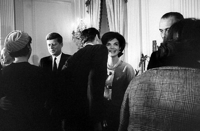 Jackie, February 1961.