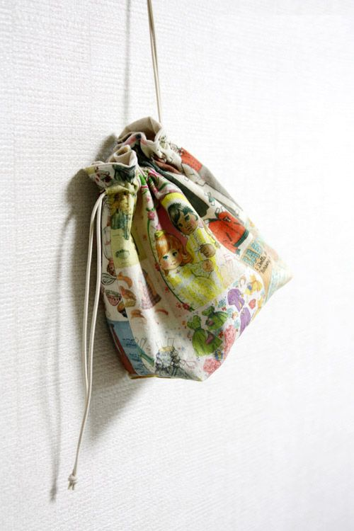 Small lined drawstring fabric gift bag pattern diy tutorial in small lined drawstring fabric gift bag pattern diy tutorial in pictures solutioingenieria Choice Image