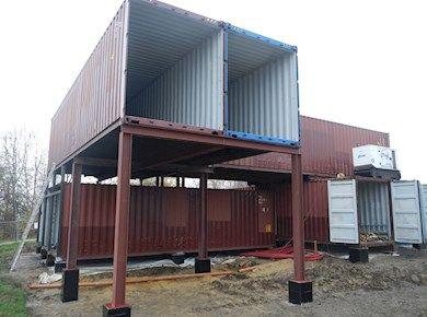 Bureau container verhuur google zoeken container homes in