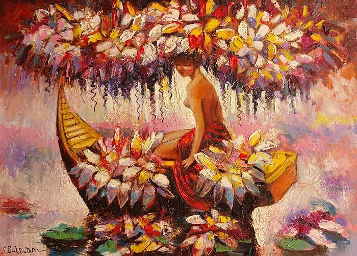 Bayram Salamo | Tutt'Art@ | Pittura * Scultura * Poesia * Musica |