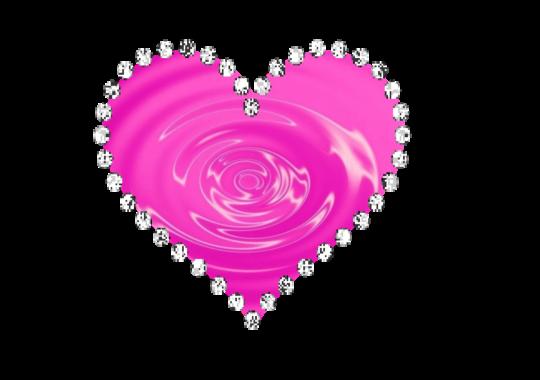 Liquid Purple Diamonds Pink Diamond Purple Diamond Diamond Heart