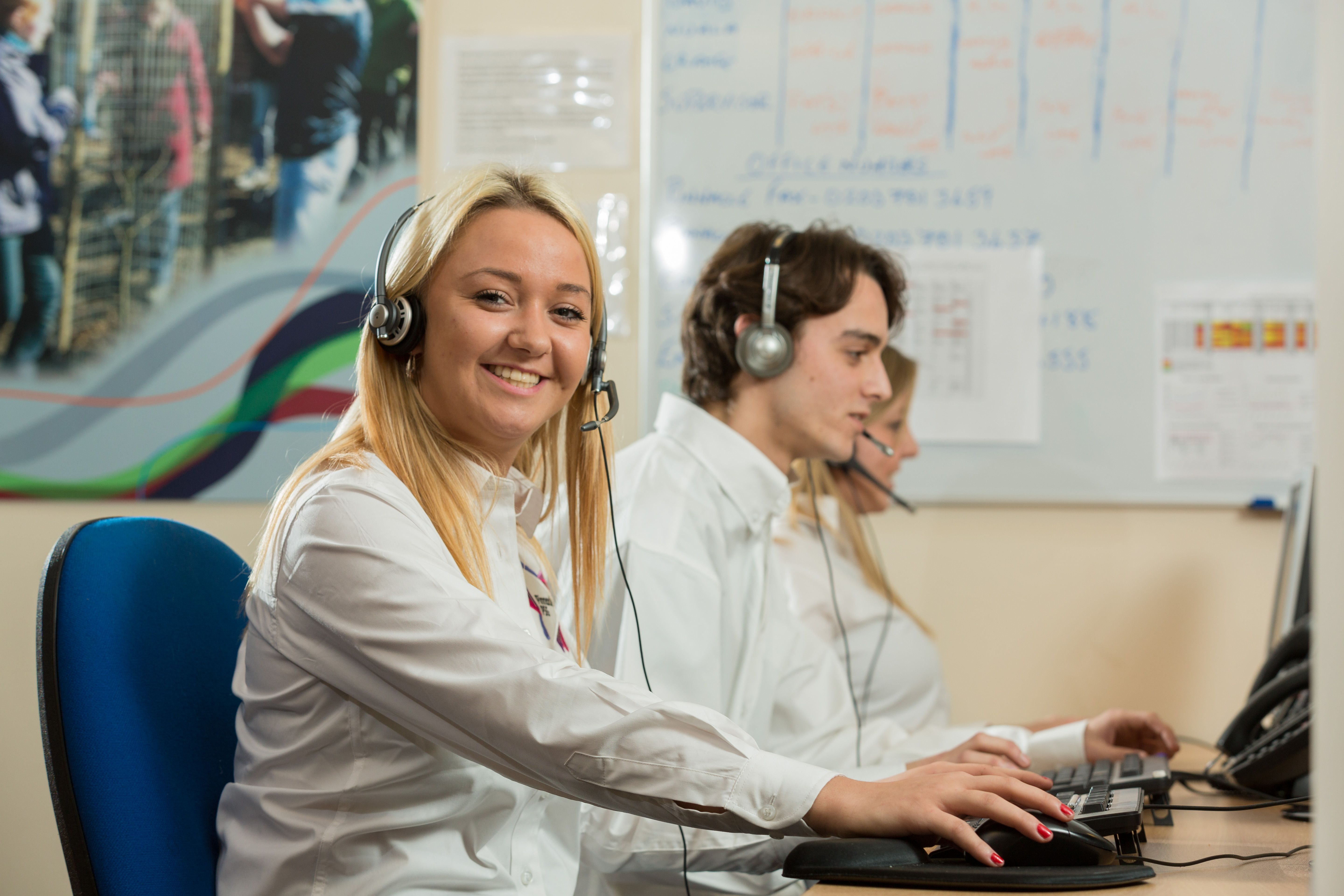 Pinnacle Connect - Pinnacle PSG's 24/7 contact centre services