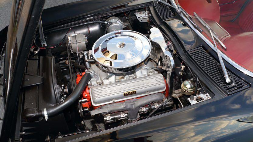 1975 Corvette Finned Valve Covers