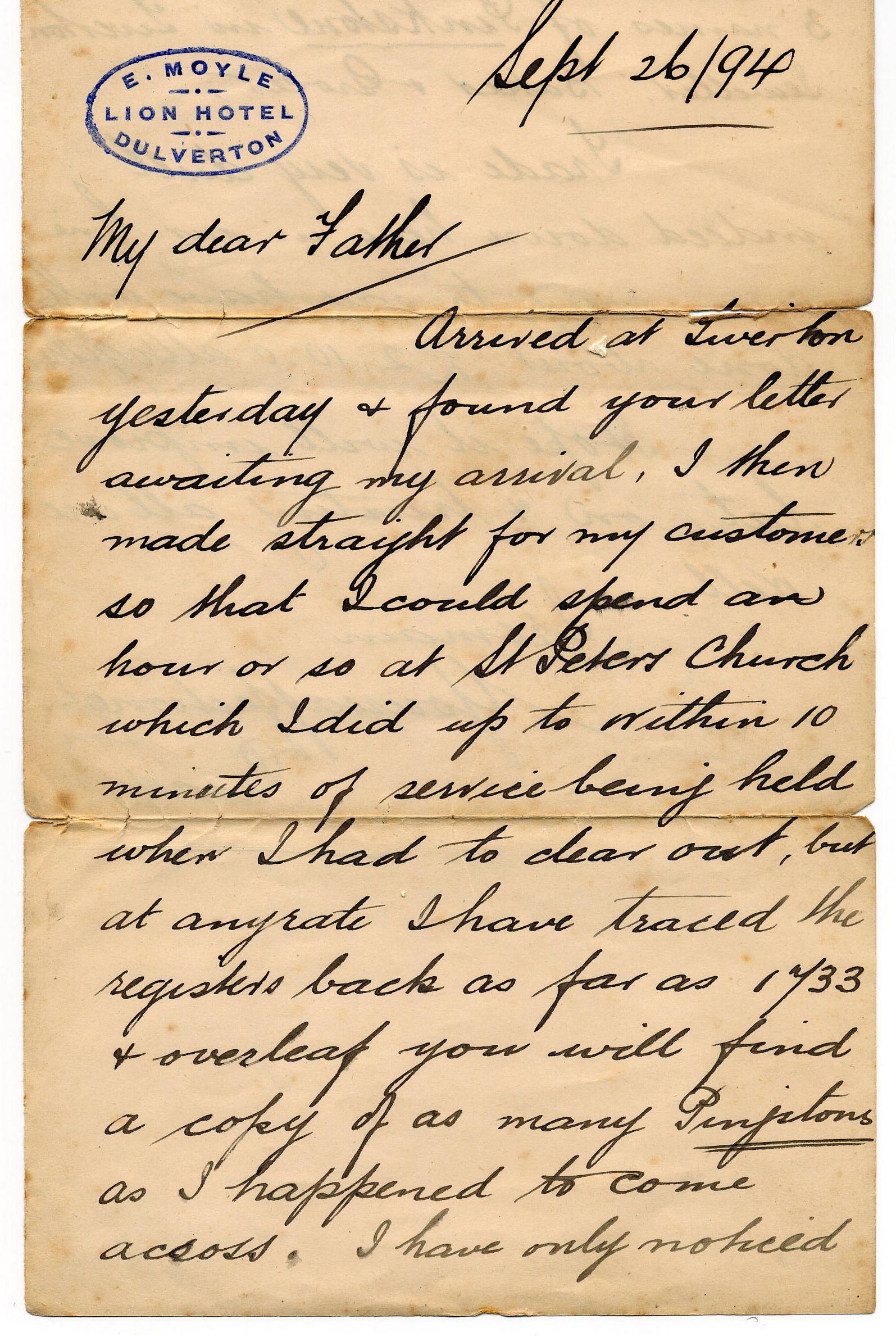 Worksheet Letter In Cursive letter posted in 1894 arp 2 jpg pens and writing handwriting jpg