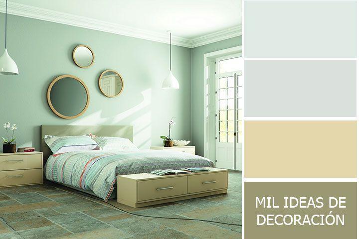 40 Magnificas Combinaciones De Colores Para Pintar El Dormitorio Paletas De Colores Para Dormitorio Colores Para Dormitorio Estilo De Dormitorio