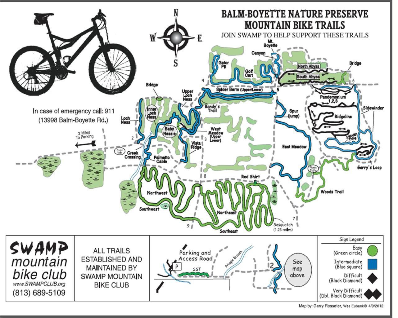 Balm Boyette crazy awesome MTB trails near Tampa, Florida