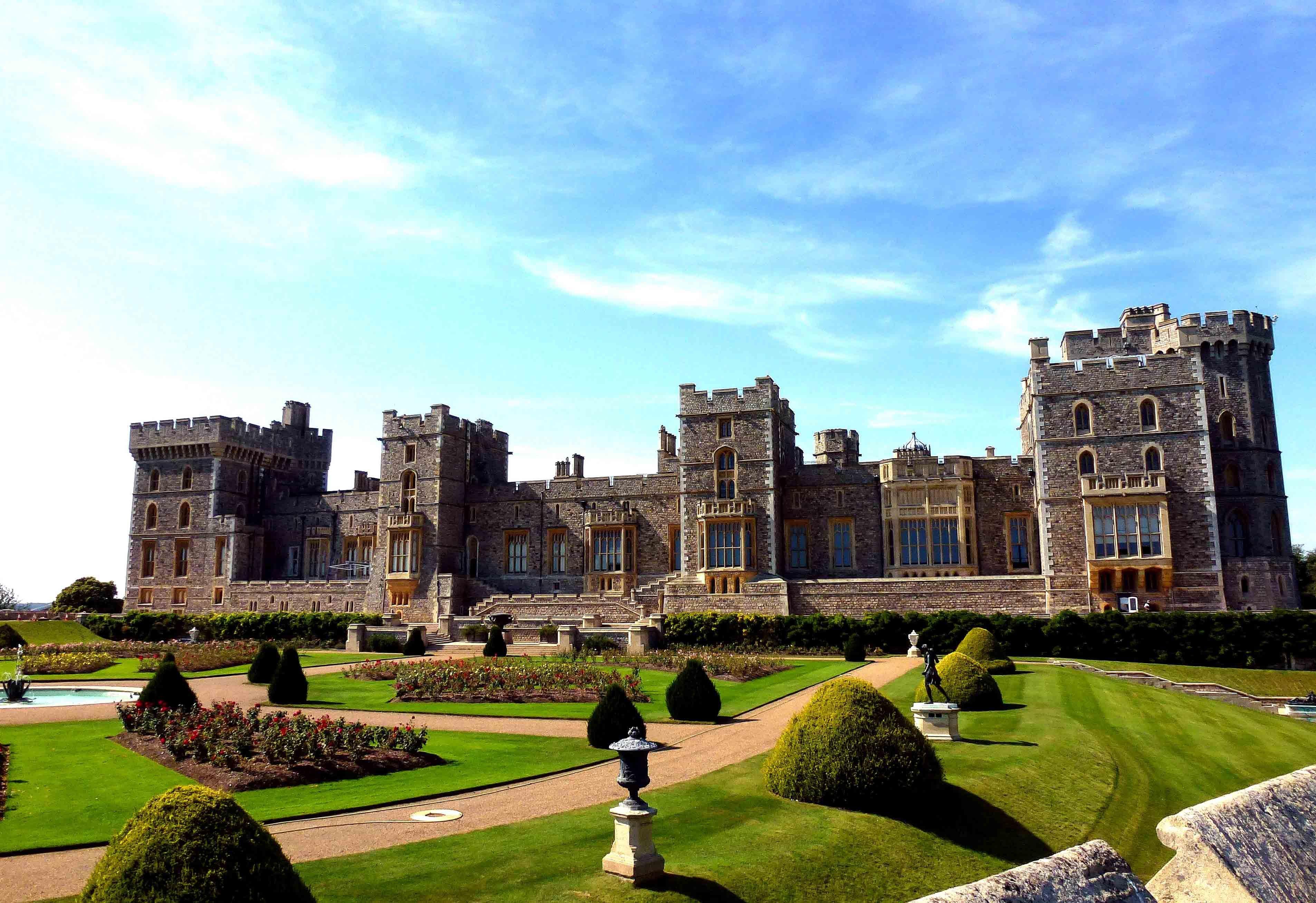 Виндзорский замок: история строительства, фото, описание ...