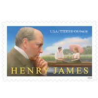 Henry James Stamp Price Commemorative Stamps Collecting Usa 2016 3