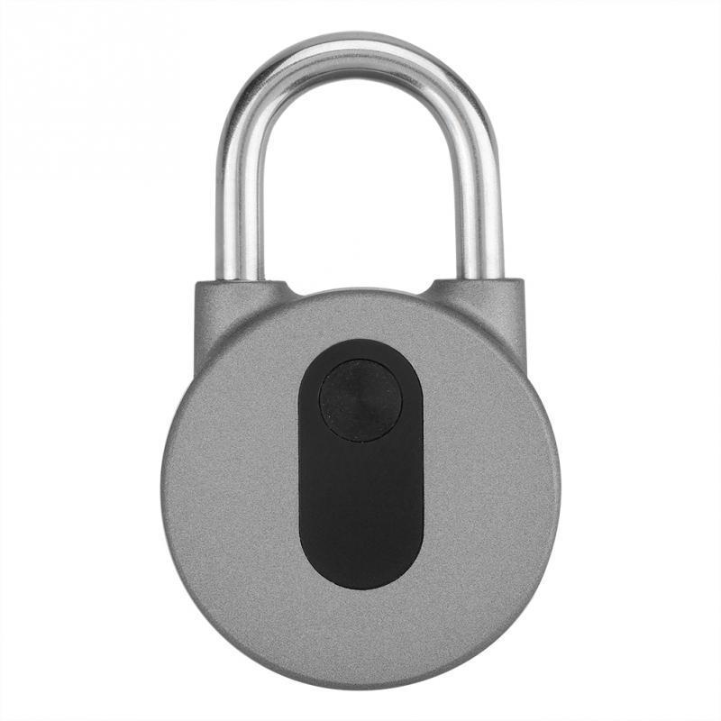Anti-theft Wireless Padlock Keyless Smart Lock Mobile Phone …
