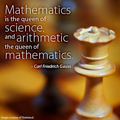 definition of mathematics by mathematicians