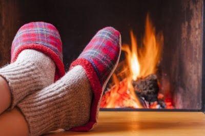 Výsledek obrázku pro slippers on fireplaces