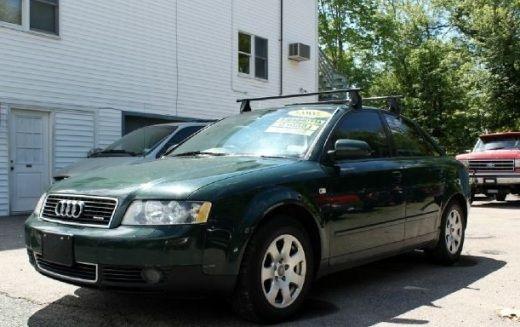 Lemon Laws of Used Cars for sale in RI:Dark Green Audi ...