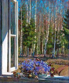 Stanislav Yulianovich Zhukovsky ( (Polish Russian artist, 1875–1944