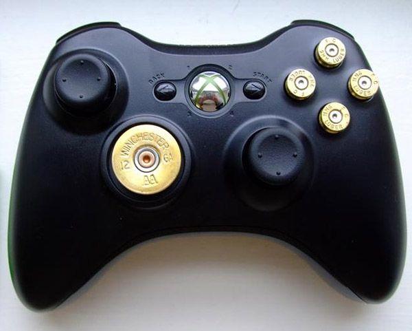.bullet controller