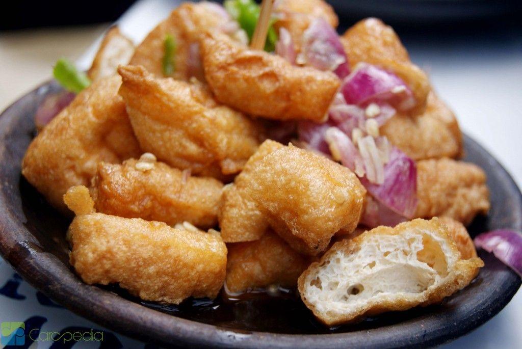 Cara Membuat Tahu Gejrot Masakan Nusantara Carapedia Resep Tahu Resep Masakan Taiwan Resep Masakan