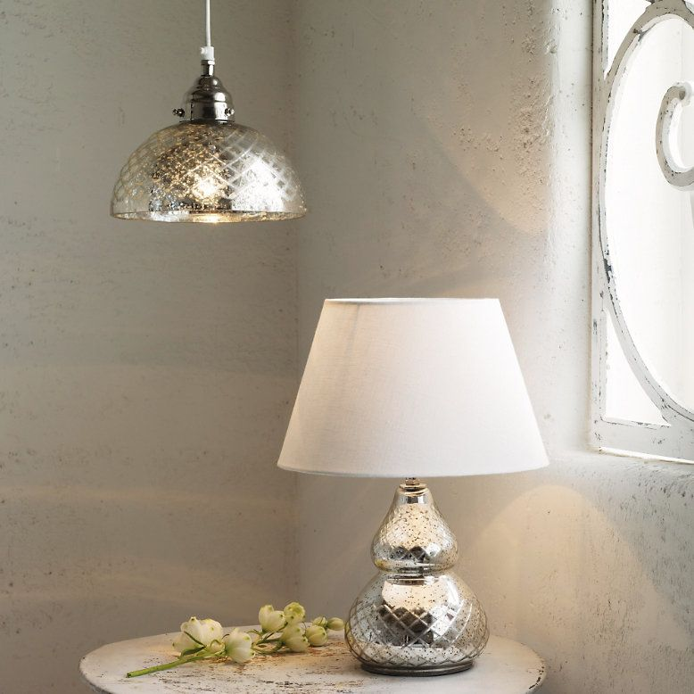 Buy Home Accessories Part - 19: Buy Home Accessories U003e Lighting U003e Antiqued Cut-glass Ceiling Light From The  White Company