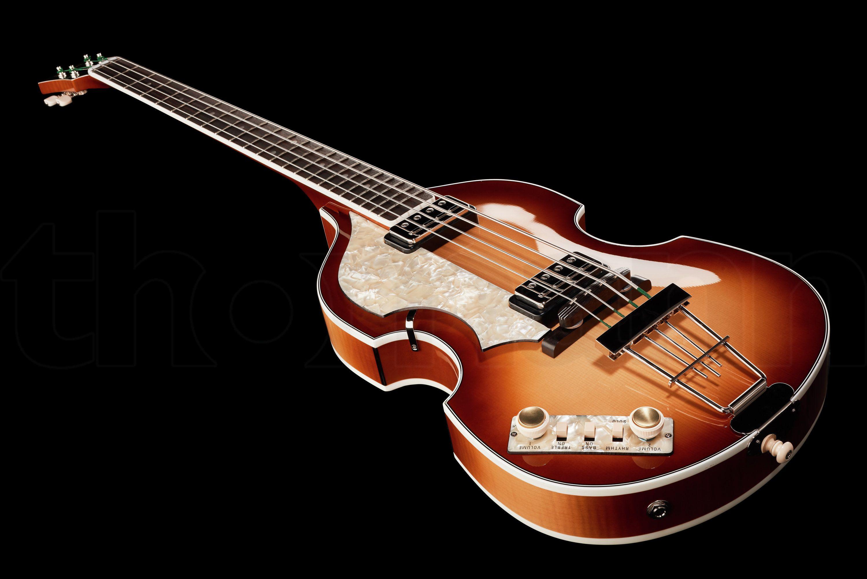 Höfner 500/1-64L-0 Violin Bass in 2019 | Left-Handed Bass
