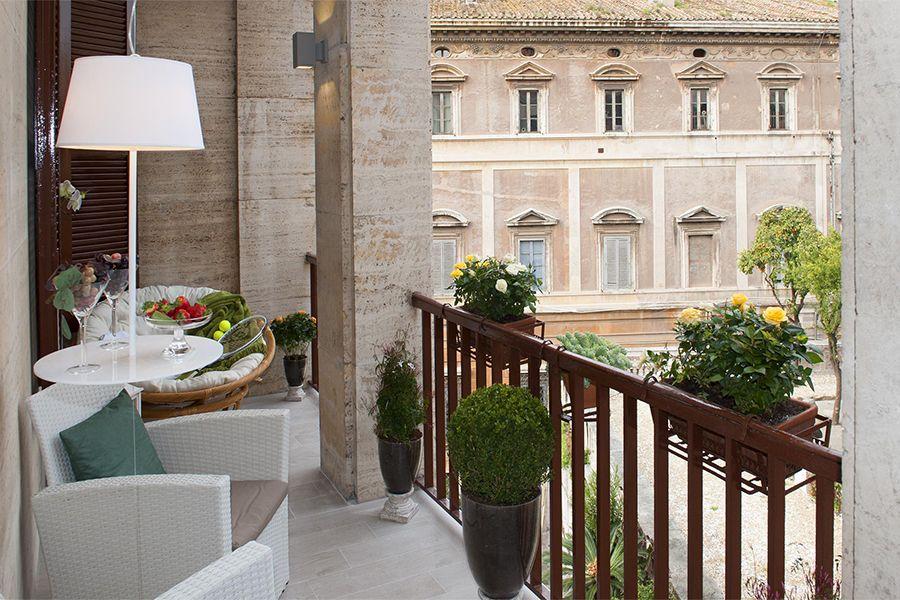 Dettagli della suite | Terrazzo, Foto