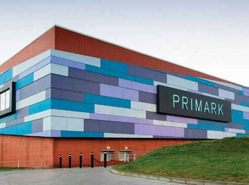 Giant version of Primark for the USA