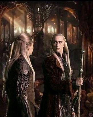#OrlandoBloom | Legolas and thranduil, Thranduil, The hobbit