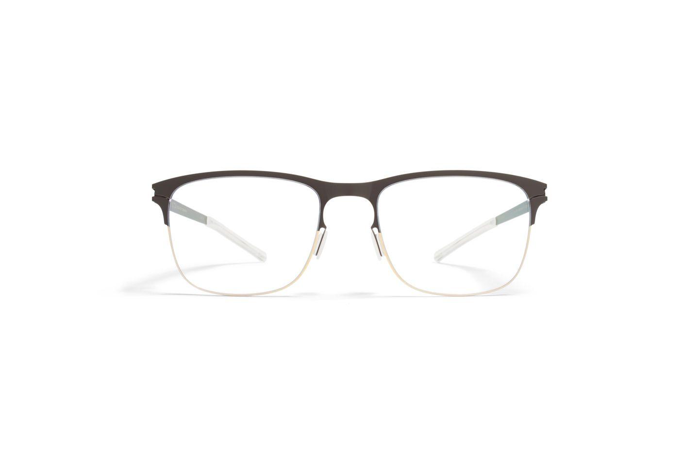 MYKITA Decades Rx Desmond Gold Terra Clear | Glasses | Pinterest