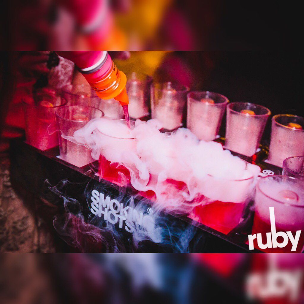 We All Deserve An Alcoholiday Club Ruby Shots Smokingshots Alcohol Nightlife Party Alcohol Night Life Party