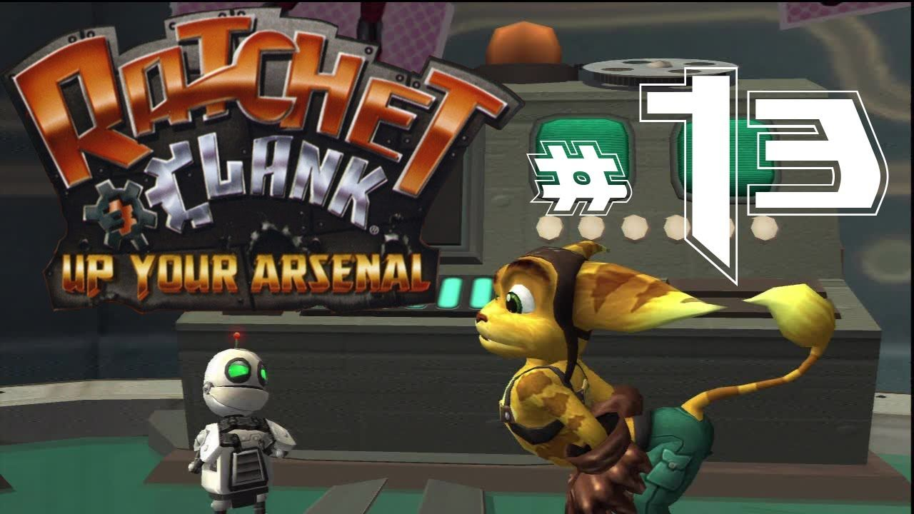 Ratchet Clank Up Your Arsenal Part 15 13 Daxx 1 Playlist