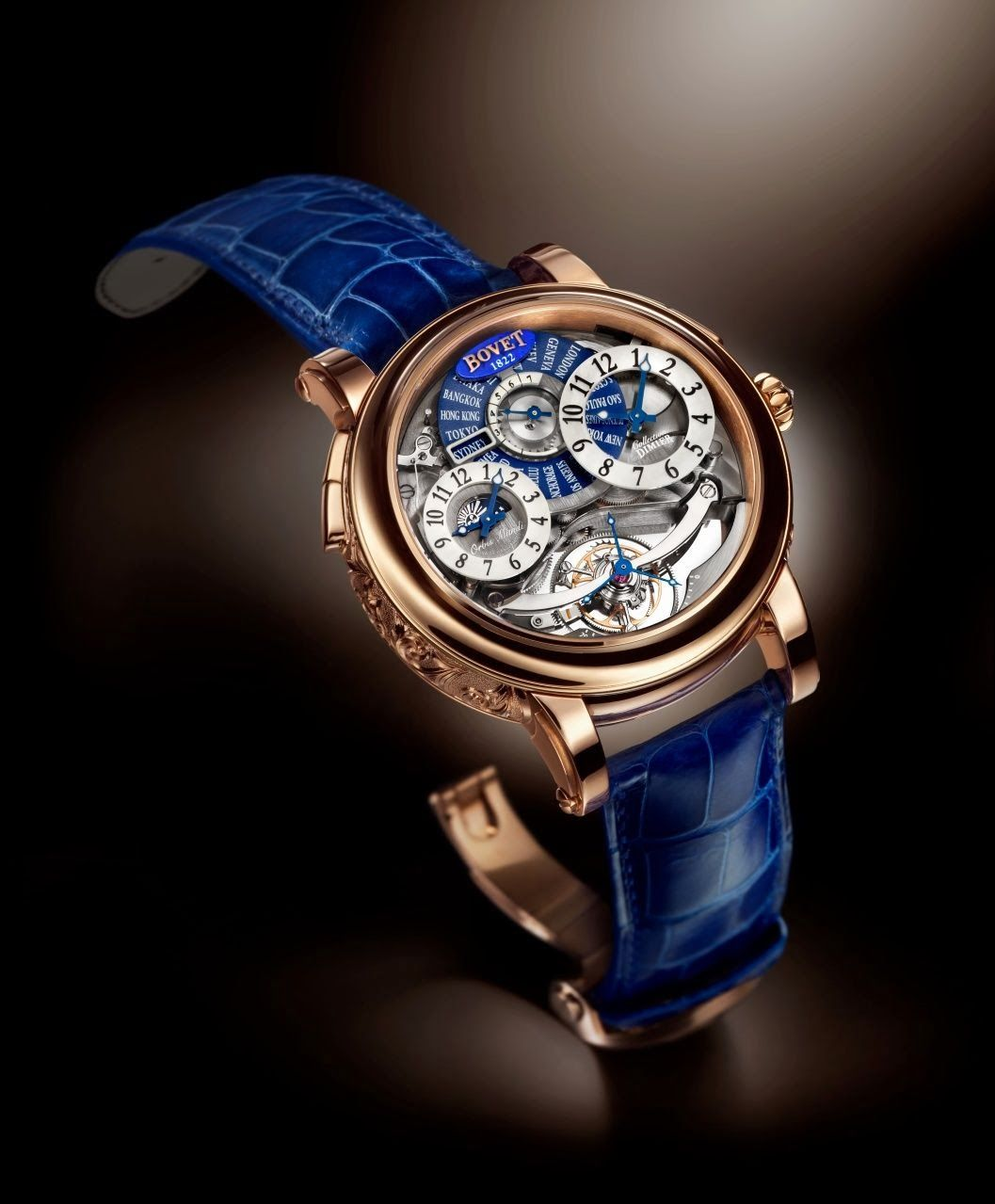 the transformed star r cital time bovet watches recital shooting