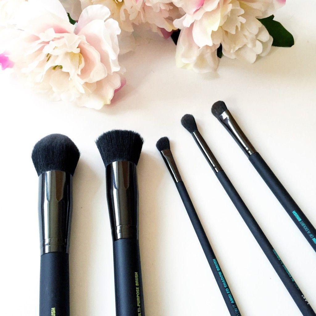 L.A.B.² Makeup Brush Review - candsblog.com