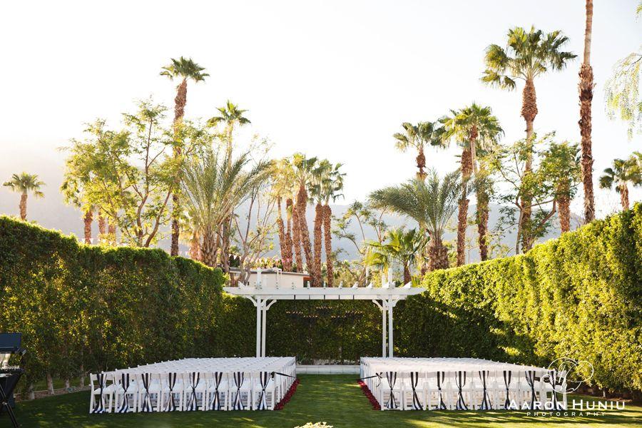 Riviera Palm Springs Resort Wedding Emily Chris Destination Photographer