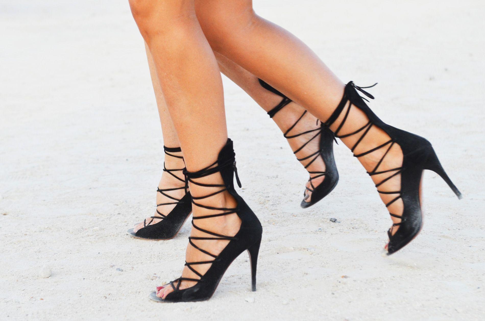 ede2d9d1e67 The shoes I should have bought Diy Lace Up Heels