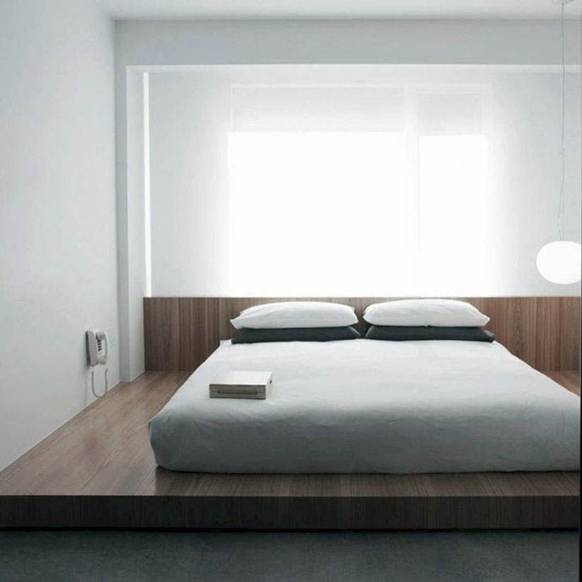 Best Minimalist Bedroom Ideas For Those Who Don't Like Clutter 400 x 300