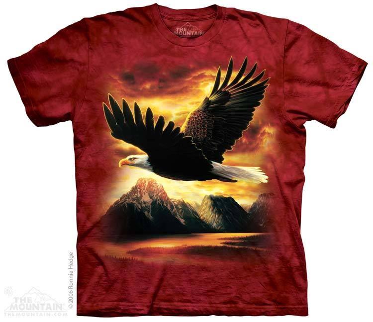 The Mountain - Eagle T-Shirt, $20.00 (http://shop.themountain.me/eagle-t-shirt/)