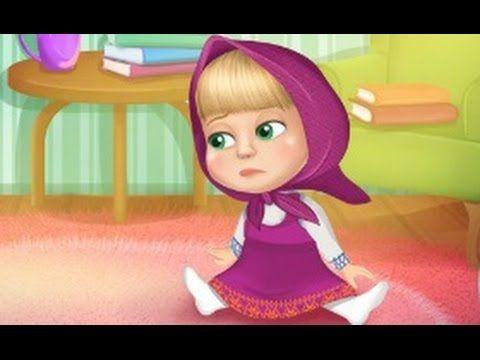 ماشا والدب ماشا الحزينة العاب كرتون ماشا والدب Disney Characters Cartoon Disney Princess