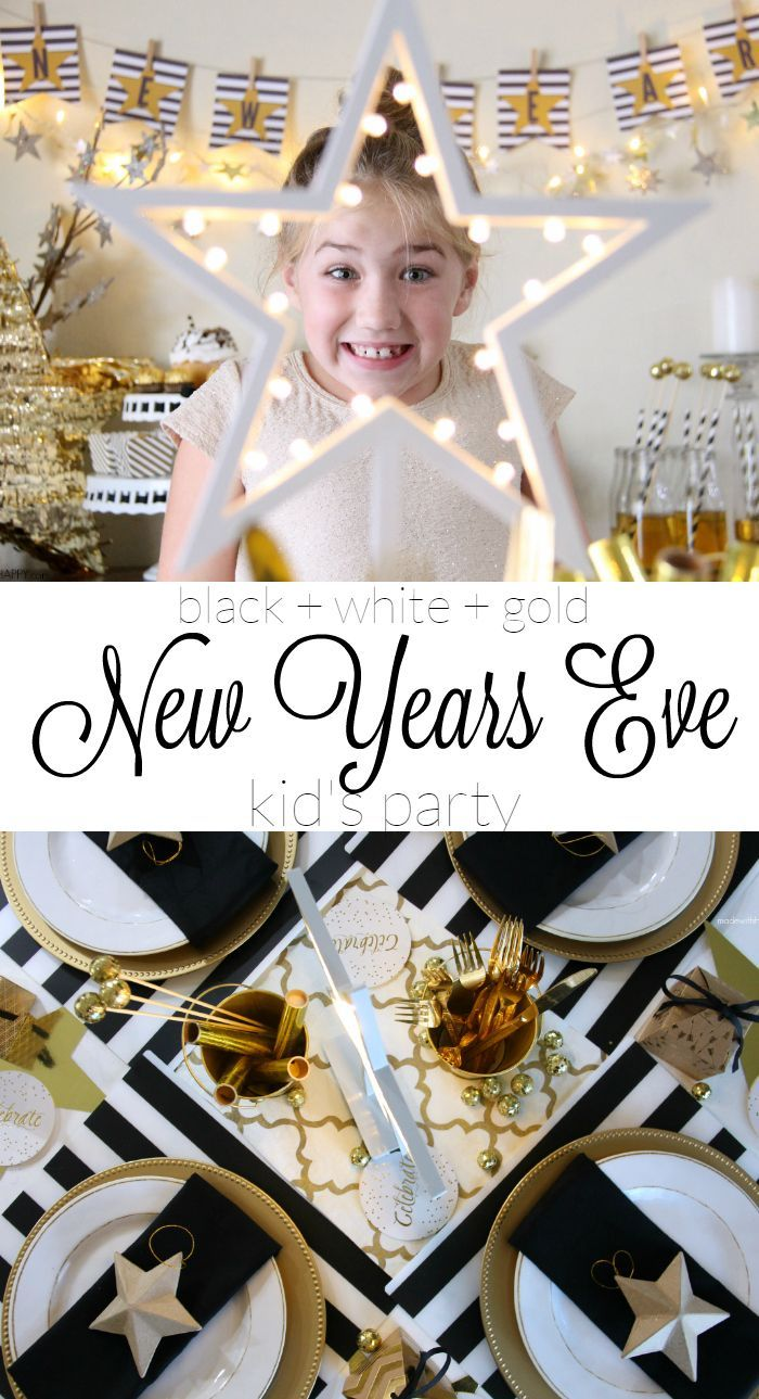 Kids New Years Eve Party | Holiday fun and Birthdays
