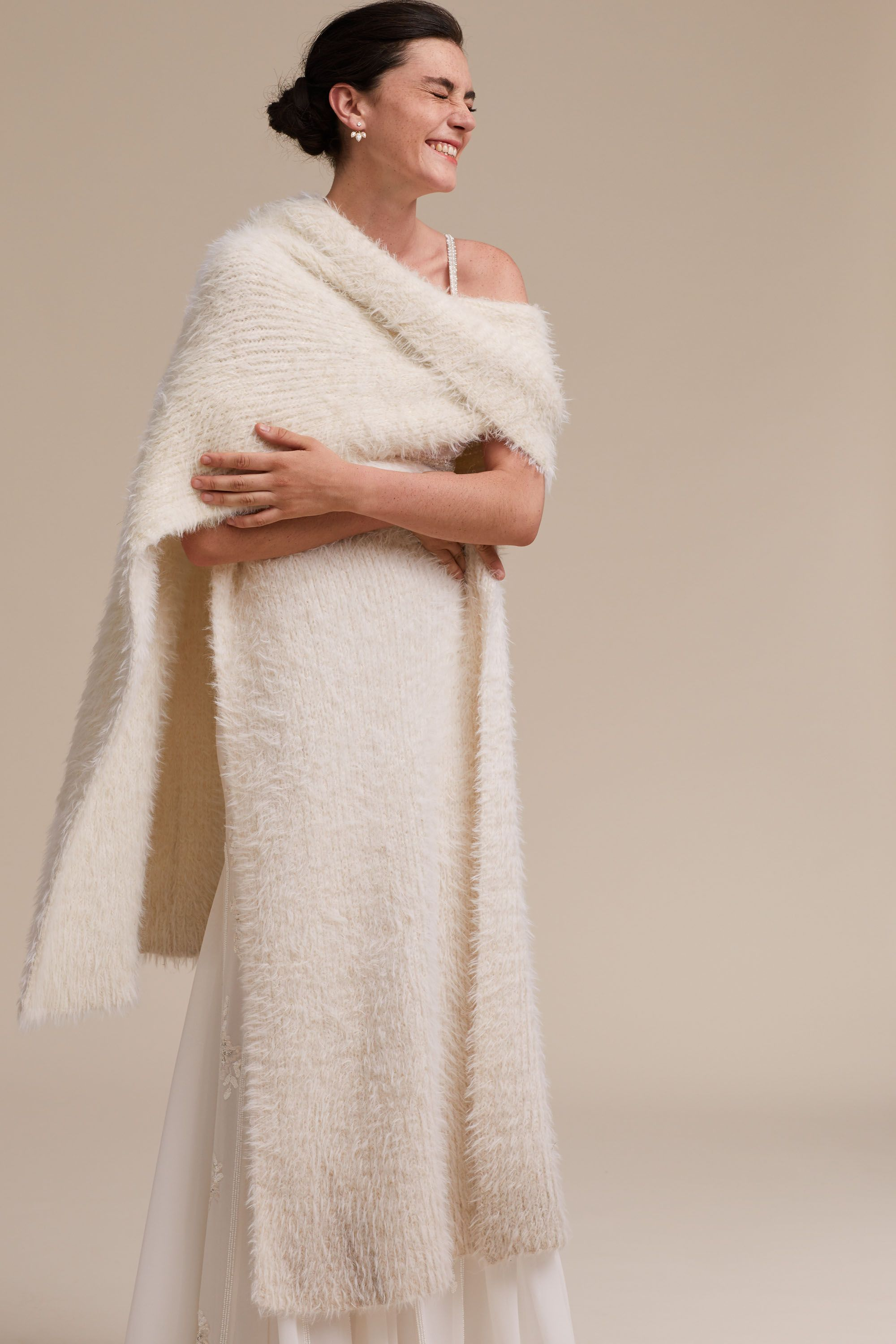 Revere Sweater Wrap From Bhldn Wedding Sweater Winter Wedding Attire Winter Wedding Accessories