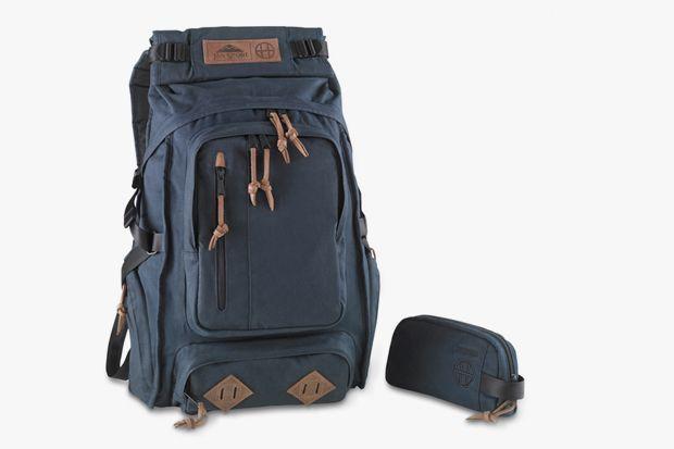 HUF x JanSport Rolltop Backpack - FNG magazine