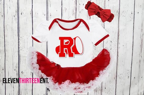 Baby Girl Halloween Costumes - 2 Pc Sandy Rydell High Grease Inspired Tutu Dress Costume - Halloween Cosplay Set For Infant Newborn