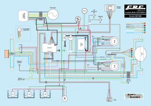 CBX-loom | Motorcycle wiring, Honda, DiagramPinterest