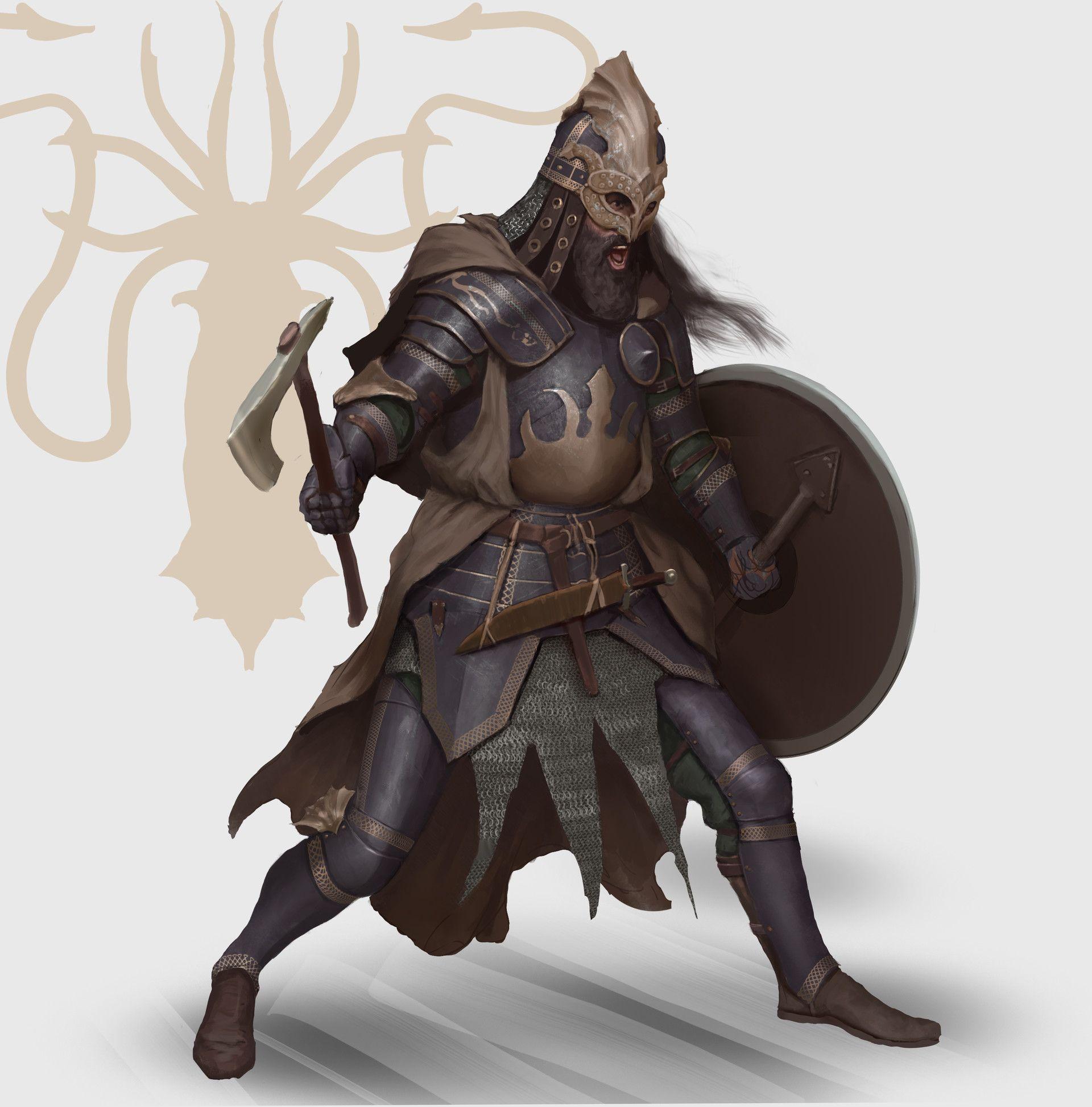 Victarion Greyjoy by Felipenn on DeviantArt |Victarion Greyjoy Helm