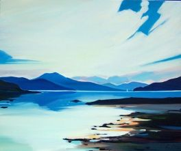Pam Carter Artist | Buy Paintings by the Leading Contemporary Scottish Landscape Painter